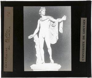 Leochares. Apollo van Belvedère