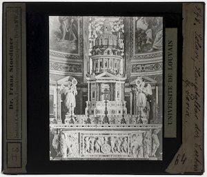 Cristoforo Solari. Altara maggiore