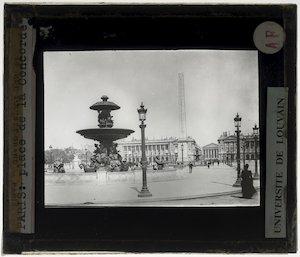 Paris. Place de la Concorde