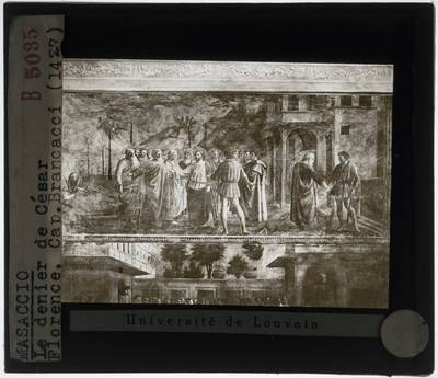 Masaccio. De cijnspenning