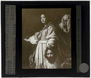 Cristofano Allori. Judith met het hoofd van Holofernes