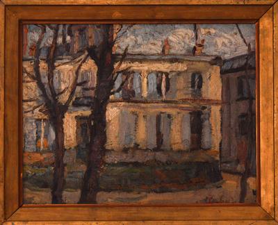 Párizsi ház