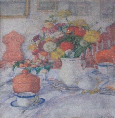 Image from object titled Reggeli csendélet