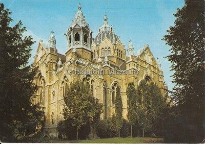 Image from object titled Szeged. Zsinagóga