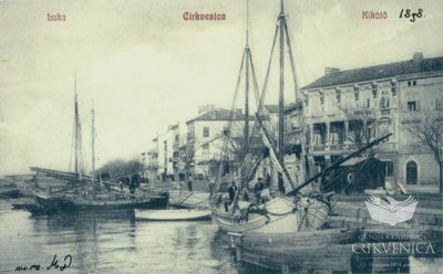 Image from object titled Crikvenica : Luka