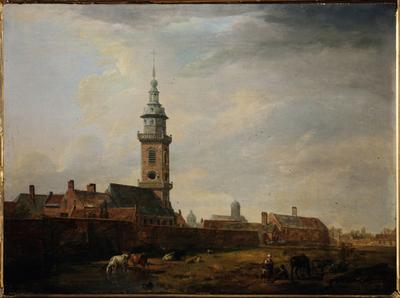 ref: PMa_00112_B_Gent; Schelde en St-Baafskathedraal