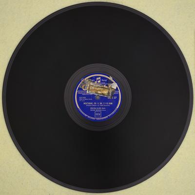 Image from object titled Nocturne, op. 9, Nr. 2 i Es-dur ; Slavisk Dans Nr. 2 i E moll ; side a