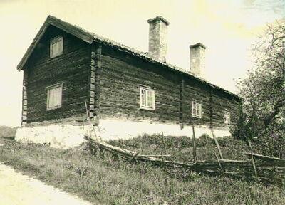 Fredriksdal i Vagnhrad omkring 1941 - Europeana