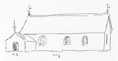 Image from object titled Råby-Rönö kyrka