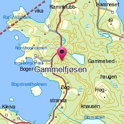 Image from object titled Gammelfjøsen