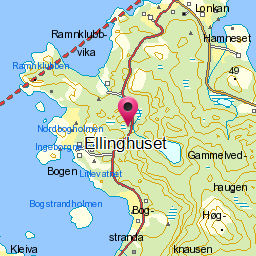 Image from object titled Ellinghuset