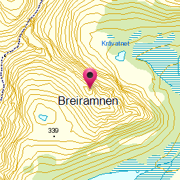 Image from object titled Breiramnen