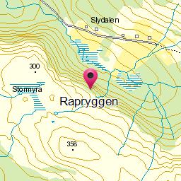 Image from object titled Rapryggen