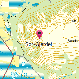 Image from object titled Sør-Gjerdet