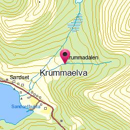 Image from object titled Krummaelva