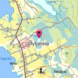Image from object titled Øytjønna