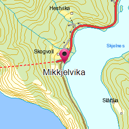 Image from object titled Mikkjelvika