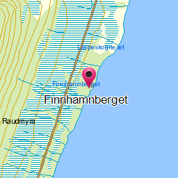 Image from object titled Finnhamnberget
