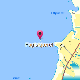 Image from object titled Fuglskjæret