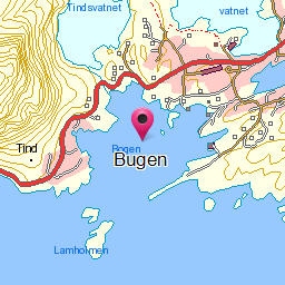 Image from object titled Bugen