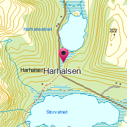 Image from object titled Harhalsen
