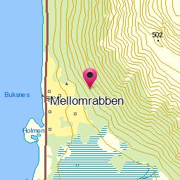 Image from object titled Mellomrabben