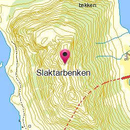 Image from object titled Slaktarbenken
