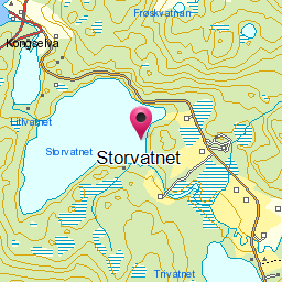 Image from object titled Storvatnet