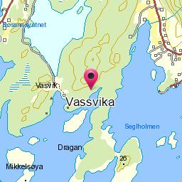 Image from object titled Vassvika