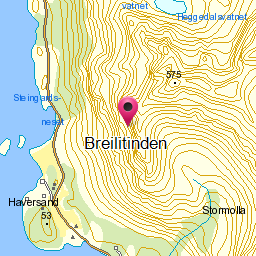 Image from object titled Breilitinden