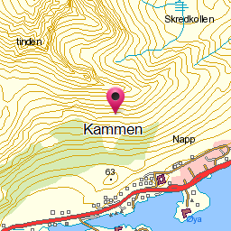 Image from object titled Kammen