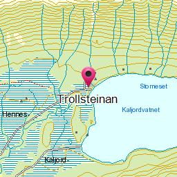 Image from object titled Trollsteinan
