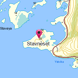 Image from object titled Stavneset