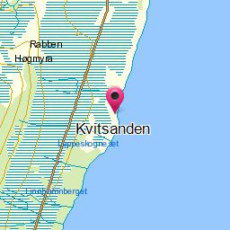 Image from object titled Kvitsanden