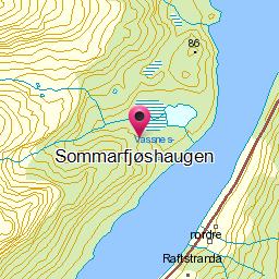 Image from object titled Sommarfjøshaugen