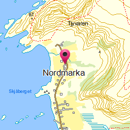 Image from object titled Nordmarka