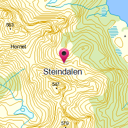Image from object titled Steindalen
