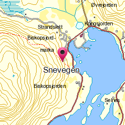 Image from object titled Snevegen