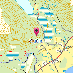 Image from object titled Skjålia