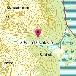 Image from object titled Øverdalsaksla