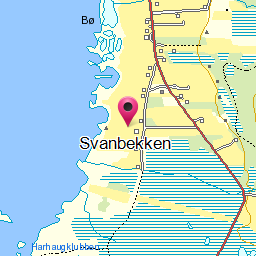 Image from object titled Svanbekken