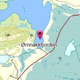 Image from object titled Ørnnakkfjorden