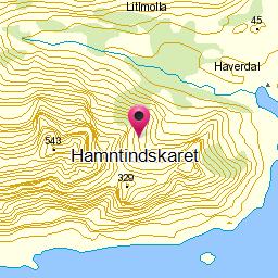 Image from object titled Hamntindskaret
