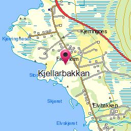Image from object titled Kjellarbakkan