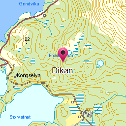 Image from object titled Dikan