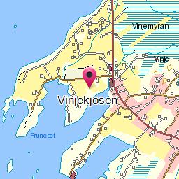 Image from object titled Vinjekjosen