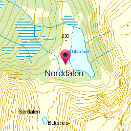 Image from object titled Norddalen