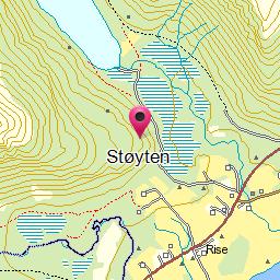 Image from object titled Støyten