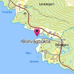 Image from object titled Bollvågbukta