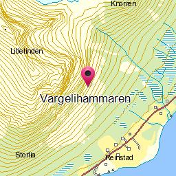 Image from object titled Vargelihammaren